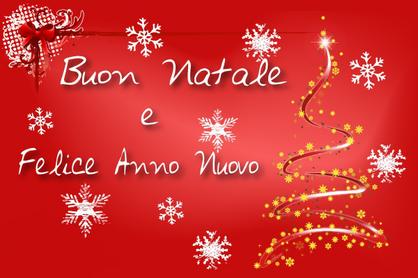 La Segreteria Provinciale Snals  di Bologna  Augura Buone Feste e Felice Anno Nuovo