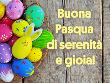 Auguri di Buona Pasqua dalla Segreteria Snals di Bologna