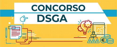 CONCORSO DSGA – PROVE PRESELETTIVE